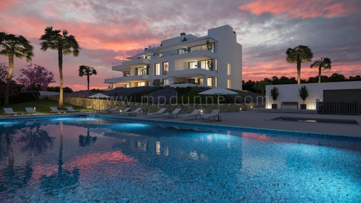 Estepona, Off-plan penthouses in Estepona West
