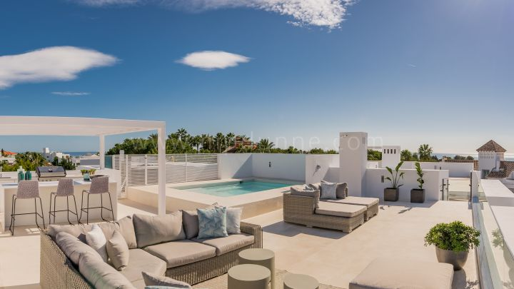 Marbella Golden Mile, New villas near Puente Romano, Marbella Golden Mile