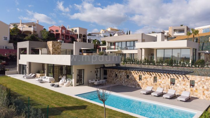Nueva Andalucia, New Luxury Villas in Golf Valley, Nueva Andalucia, Marbella