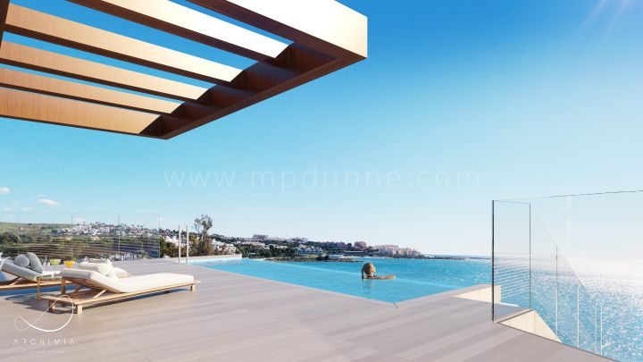 Estepona, Beachfront luxury project in Estepona