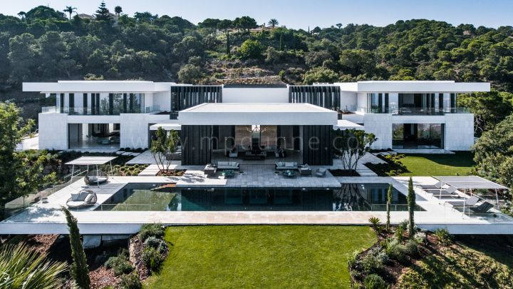 Benahavis, Villa Cullinan the mega mansion of Marbella