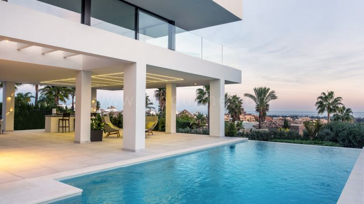 Benahavis, New villas for rental in La Alqueria