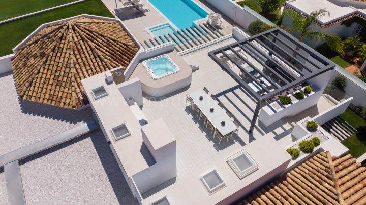 Front Line Golf Luxury Refurbished to New Villa