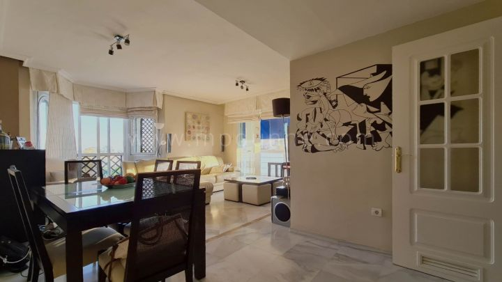Nueva Andalucia, Apartment in Lorcrimar with walking distance to the beach