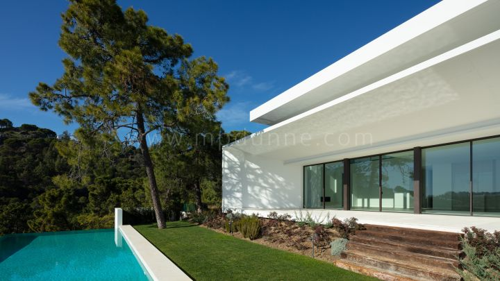 Benahavis, New Built Modern Villas set in nature area Marbella