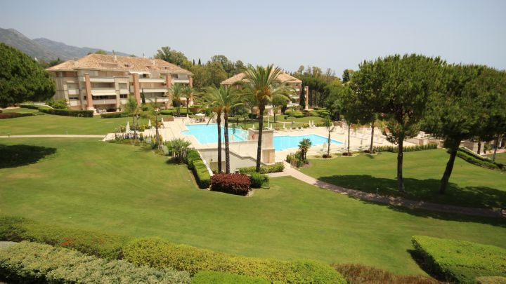 Marbella Golden Mile, La Trinidad Golden Mile, Two Bedroom Apartment in Marbella