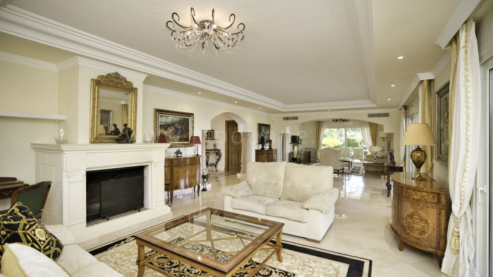 Six Bedroom Family Villa in Sierra Blanca Marbella