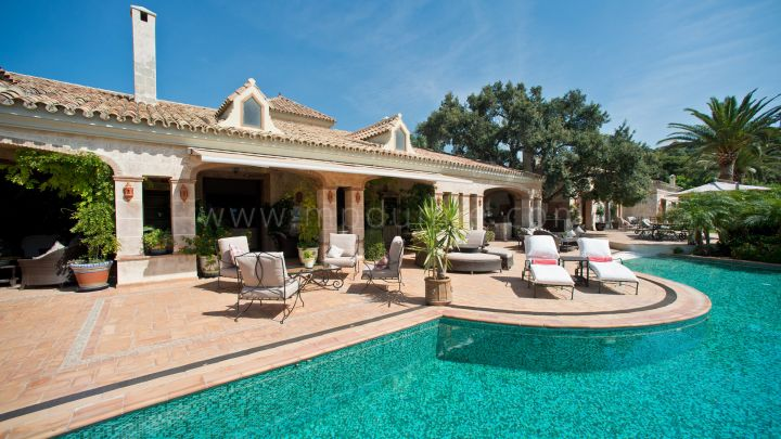 La Zagaleta Villa with Panoramic Sea & Golf Views