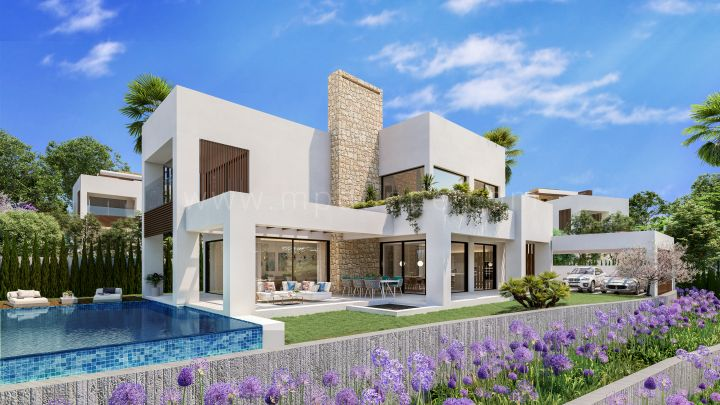 Marbella City, New Modern Gated Villa Community in Marbella