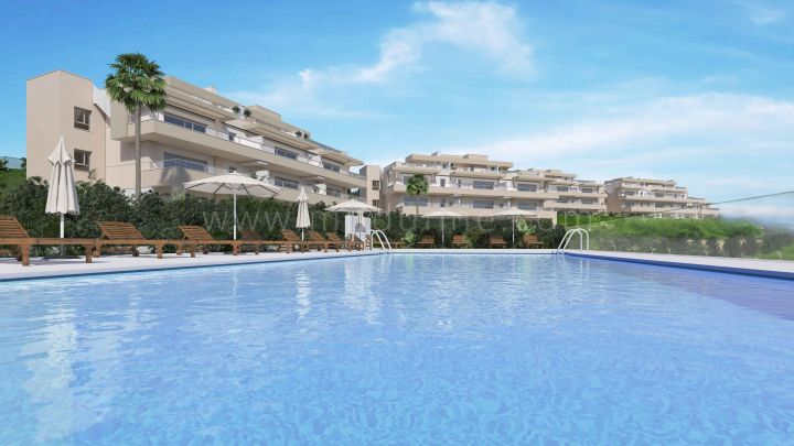 Mijas Costa, New off plan development in La Cala Golf Resort