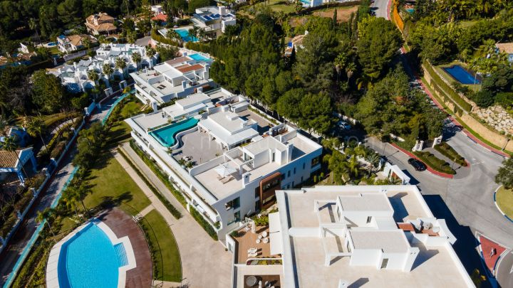 Marbella Golden Mile, Luxury Penthouse in Reserva de Sierra Blanca, Marbella Golden Mile