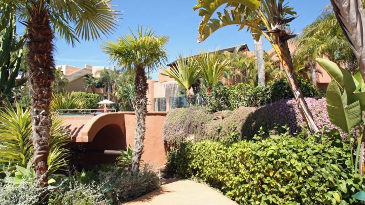 Marbella Golden Mile, Penthouse for sale in Mansion Club, Sierra Blanca, Marbella