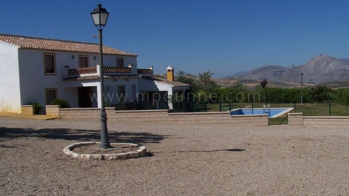 Antequera, Lovely country home in Antequera, Andalusia