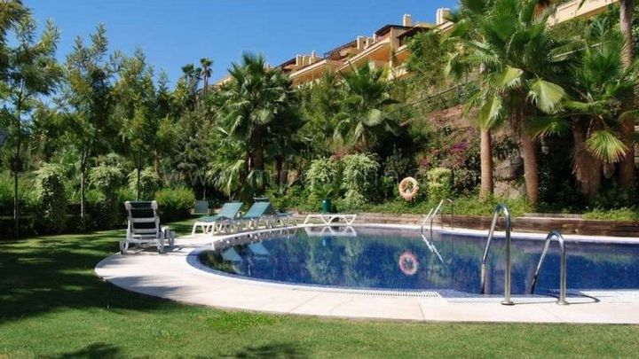 Marbella Golden Mile, Beautiful modern apartment in Condado de Sierra Blanca