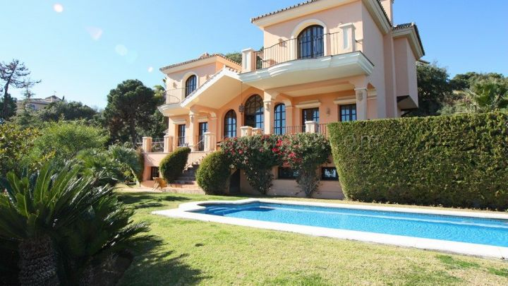 Benahavis, Villa for Sale in La Zagaleta Golf and Country Club