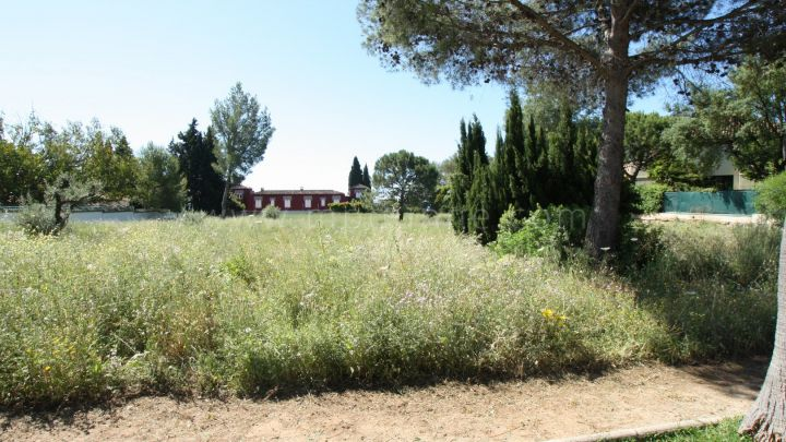 Marbella Golden Mile, Plot for Sale in Quinta de Sierra Blanca, Marbella Golden Mile