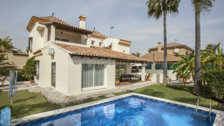 Marbella - Puerto Banus, Villa for Sale walking distance to Puerto Banus