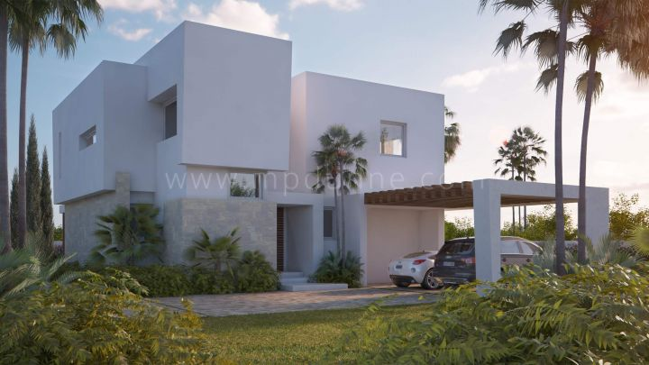 Marbella East, Brand new villas for sale in Marbella East