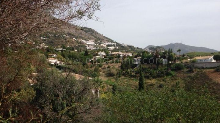 Mijas, Plot of land for sale in La Alqueria, Mijas