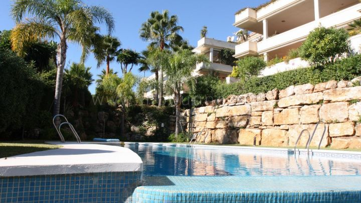 Marbella Golden Mile, Spacious duplex penthouse on the Golden Mile, Marbella