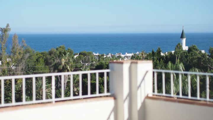 Marbella Golden Mile, Las Mariposas, Marbella Golden Mile, Penthouse for rent