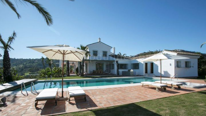 Marbella East, Modern Andalusian Style Country Estate close to Marbella