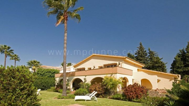 Nueva Andalucia, Family home for rent in the Marbella Golf Valley, close to all amenities