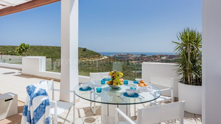 Casares, Choice of new luxury apartments in Casares.