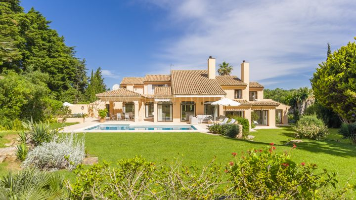 Sotogrande, Family Villa in Sotogrande