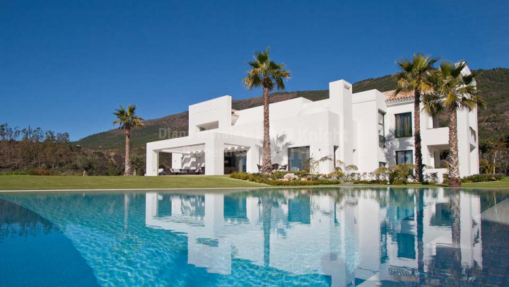 Modern Properties in Marbella