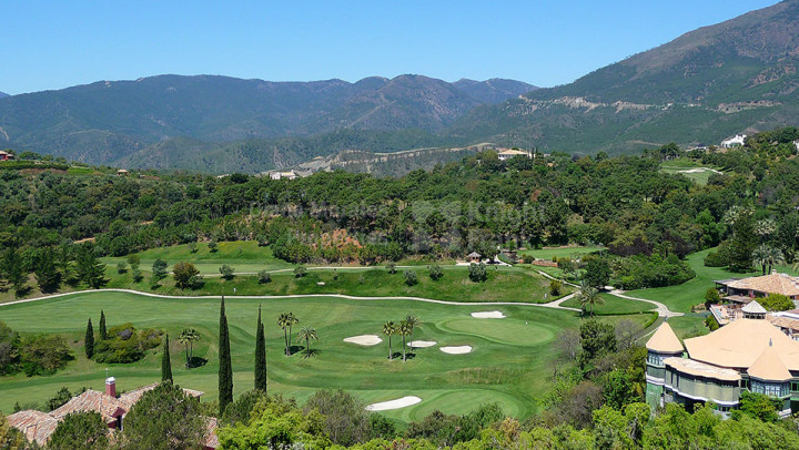 Primera línea de golf Marbella