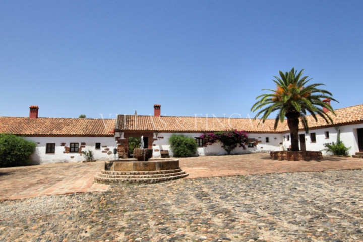 Cordoba, Historical Hacienda from the XVIII Century for sale