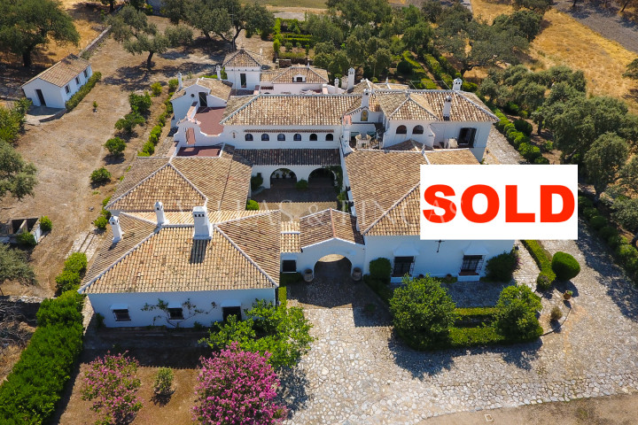 Cordoba, Fabulous Hunting Estate with spectacular Cortijo