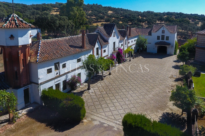 Aracena, Spectacular Hunting Estate Andalusia