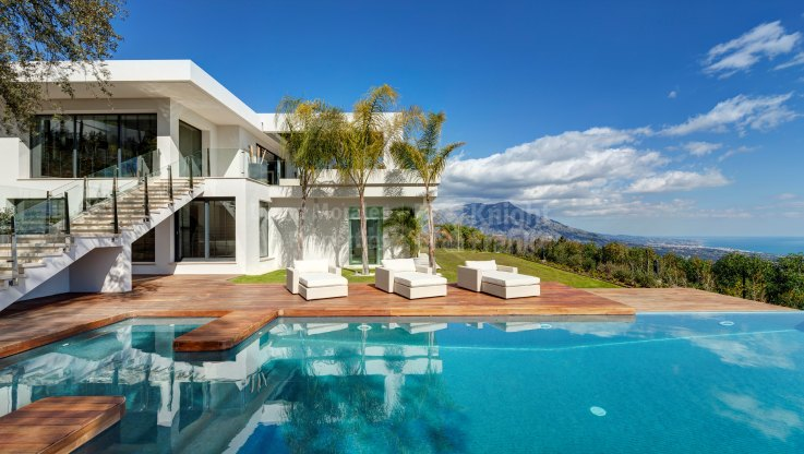 Unique Villa in La Zagaleta - Villa for sale in La Zagaleta, Benahavis