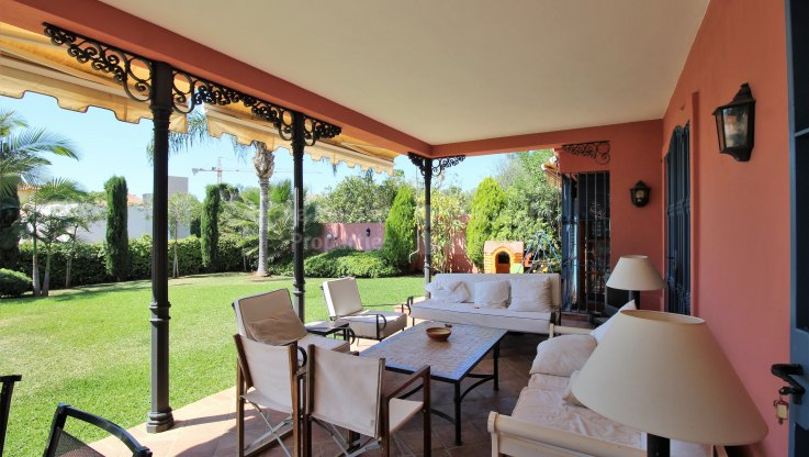 Charming villa in Marbella centre - Villa for sale in Marbella Centro, Marbella city