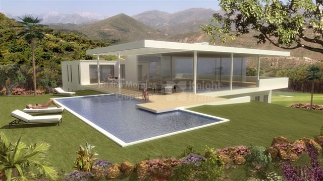 Plot with Spectacular Views in La Mairena