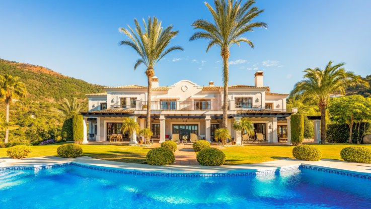 La Zagaleta, Magnificent frontline golf home