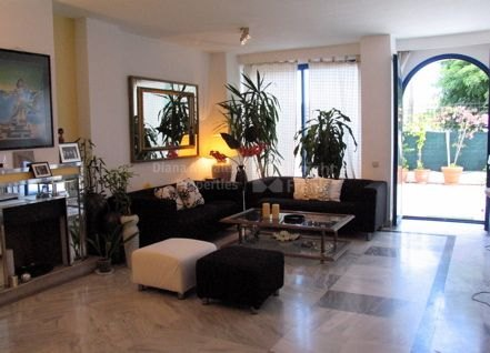 Spacious Duplex Apartment near Beach - Ground Floor Apartment for sale in Marbella Centro, Marbella city