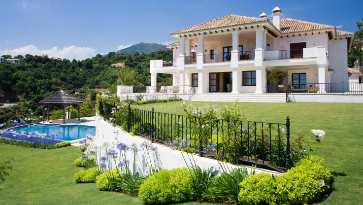 Villa in Secure and Exclusive La Zagaleta Estate