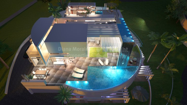 Excellent Plot in El Madroñal - Plot for sale in El Madroñal, Benahavis