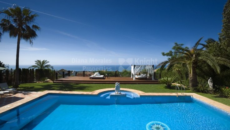 Marbella city, Exceptional Villa