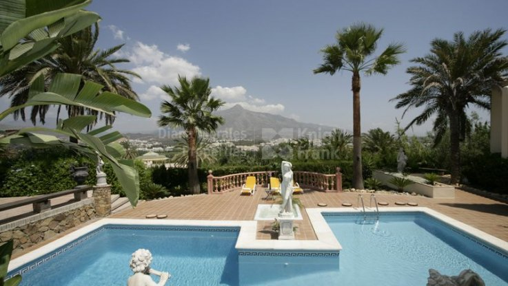 Private Mansion in Las Brisas for rent