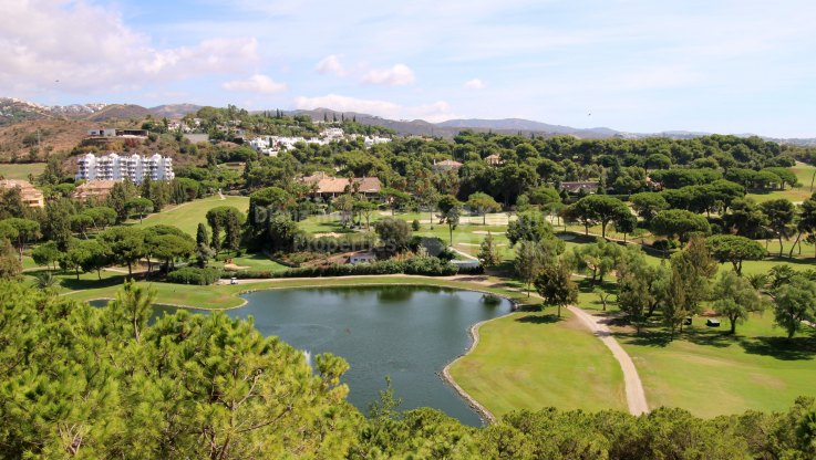 Marbella East, Frontline Golf Course East Facing Apartment
