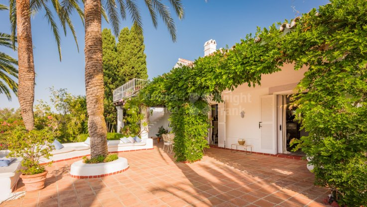 Charming Marbella Villa - Villa for sale in Marbella Hill Club, Marbella Golden Mile