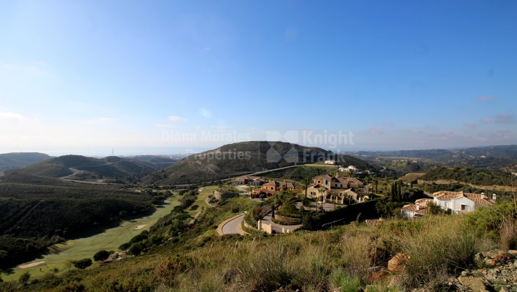 Building Plot in Marbella Club Golf Resort