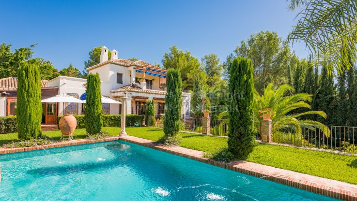 Sierra Blanca, Villa In the Golden Mile
