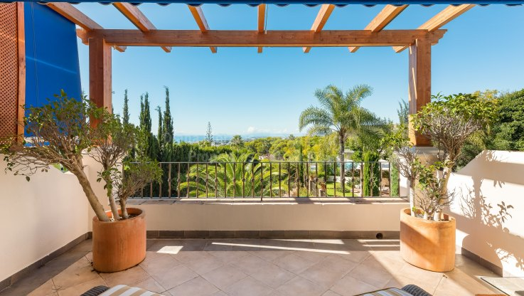 Beatiful Villa In the Golden Mile - Villa for sale in Sierra Blanca, Marbella Golden Mile