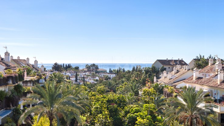 Lomas del Rey, Great penthouse in the Golden Mile