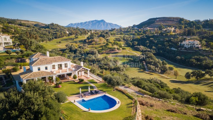 Marbella Club Golf Resort, Captivating Villa
